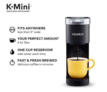 Keurig K-mini features and review